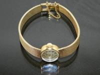 Incredibly luxurious watch bracelet, made of 18K Yellow