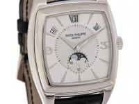 Patek Philippe Mens Gondolo 5135 18k White Gold