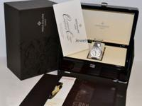 Patek Philippe Mens Nautilus Steel Automatic Watch
