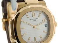 Patek Philippe Nautilus 5711 18K Gold Mens Automatic