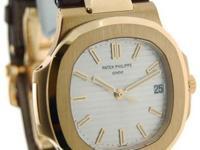 Patek Philippe Nautilus 5711 18K Gold Mens Automatic