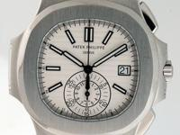 Previously owned Patek Philippe Nautilus gent's watch,