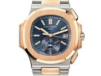 5980/1AR-001 Patek Philippe. This watch has mechanical