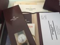 for sell patek philippe perpetual calendar retrograde
