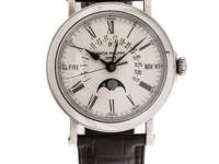 Pre-Owned Patek Philippe Perpetual Calendar Grand