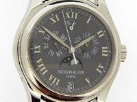 Patek Philippe Platinum Annual Calendar, automatic,