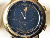 Retail Price:: $240,800.00 nnMen's Patek Philippe Sky