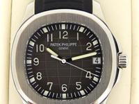 Patek Philippe stainless steel Aquanaut, automatic,