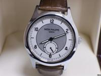 PATEK 5565 STAINLESS STEEL CALATRAVA VERY RARE LIMITED