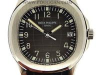 Patek Philippe stainless steel XL Aquanaut, automatic,
