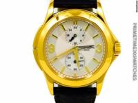Men's (37mm) Patek Philippe Travel Time In 18k Yellow