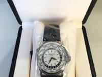 This is a Patek Philippe, World Time for sale by Jahan
