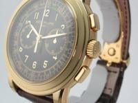 Up for sale is the rare Patek Philippe 5070J. This