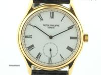 This is a Patek Philippe, 3923 for sale by Sarasota