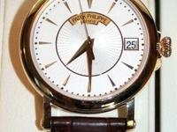 Brand new Patek Philippe Calatrava Officier gents