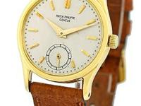 Vintage Gent's 18K Yellow Gold Patek Philippe