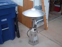 This is a propane patio area heater. Functions Great