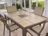 Type:FurnitureType:patio table and chairsPatio table