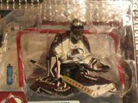 Patrick Roy - UNOPENED, STILL SEALED IN PLASTIC. Action