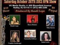 Pats Place hosted by Randi Lupo Saturday October 26th,