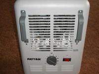 Patton Milk-House Utility Heater, PUH680-U Milk-house
