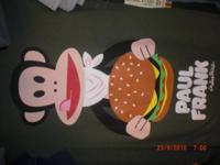 Description PAUL FRANK FOR JUNIORS XS S M L XL