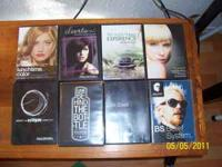 Assorted Paul Mitchell DVDs *Paul Mitchell The School