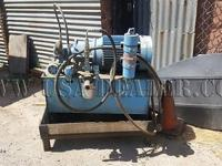 Paul Monroe Vickers Hydraulic Unit 30 Gallons 5 HP S/N: