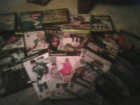 20 video games total. Asking $50 obo for all  Play