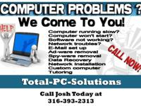 Your Home COMPUTER Or Laptop Have Problems? Nothing is