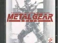 Metal Gear Solid $15 Doom 3 $7 Need For Speed