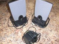 For sale is a set of Harmon Kardon speakers for your