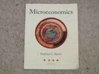 I have a gently used Macroeconomics book ECO 201 I used