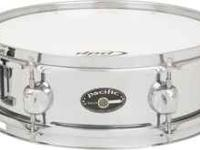 For Sale is a new in the box PDP by DW Piccolo chrome