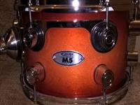 10 inch tom drum in excellent condition. Maple drum.