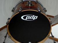 PDP Bass/Kick Drum (made by DW). Excellent/mint
