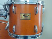 Excellent Condition~Pearl Prestige Session Select Drums