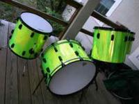 CALL WILD BILL'S DRUM SHOP AT  AND LET ME CUSTOM DESIGN