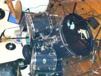 Pearl drums for sale. This is a posting from a few