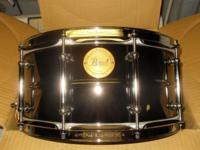 I have a limited ed. SBR1465SF snare drum brand new in