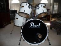 i have a 5pc. pearl masters custom extra shell pack for