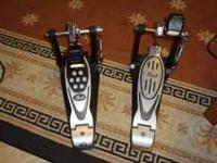 up for sale I have a pearl p900 bass pedal for 49.99 or