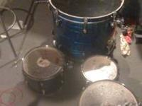 I have a Birch ply Pearl Visions Drumset. It is a pro