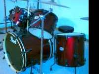 This is a great mid-level set of drums. I purchased