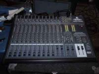 Listed here is a Peavey Unity Series 2002-12 RQ Mixing