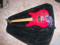 I have a 1989 Peavey Tracer with a softcase and a