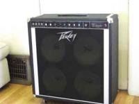 THIS PEAVEY IS ONE REVERED, AMERICAN MANUFACTURED,