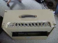 Peavey classic 50-410 amp. like new. great cond ion,