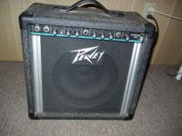 Peavey AUDITION 110 Solid State Guitar Amp 25 Watts -