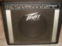 Peavey Backstage 50 Amp. Made in the USA... 1980's - 50